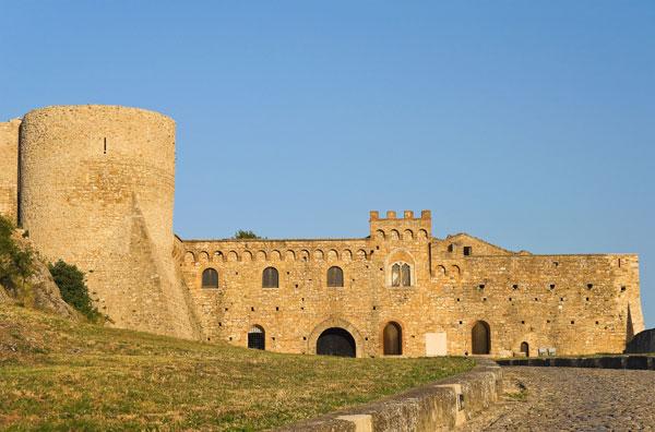 castello bovino