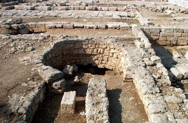egnazia anfiteatro
