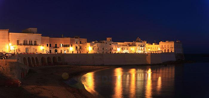 gallipoli by night