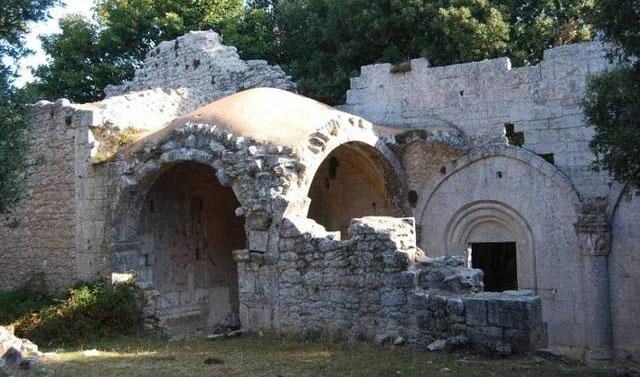 abbazia montesacro