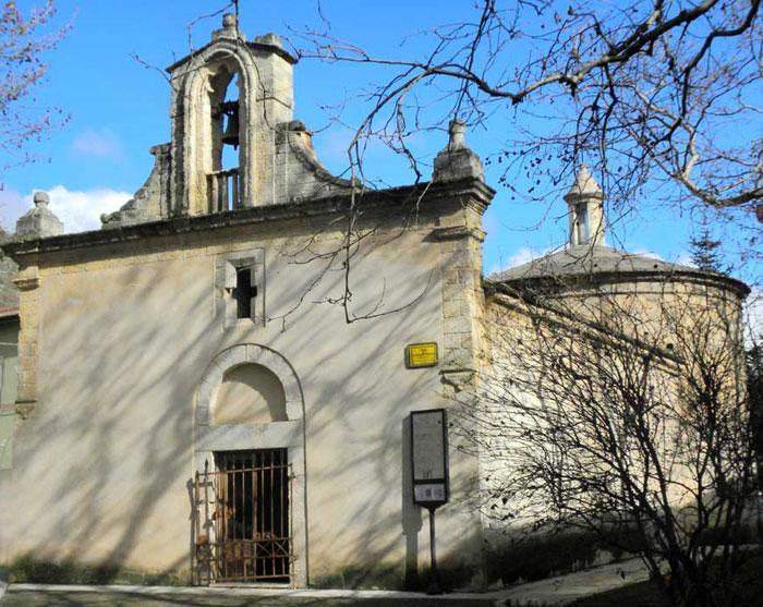 chiesa san giovanni battista della rotonda