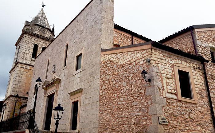 chiesa madre sannicandro