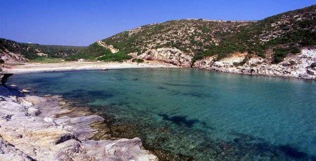 spiaggia calalunga peschici