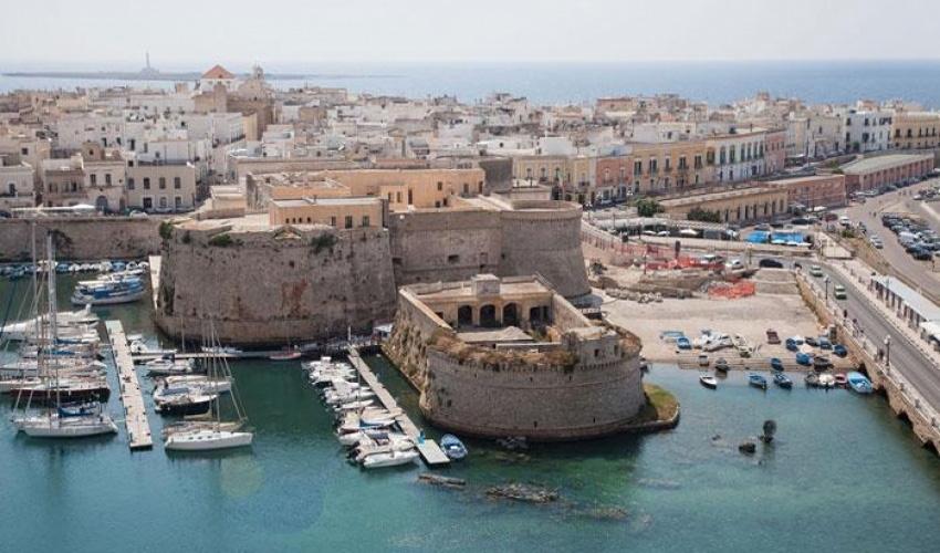 Visitare Gallipoli, cosa vedere e cosa fare