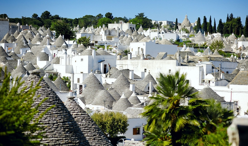 Visitare Alberobello, il paese dei trulli