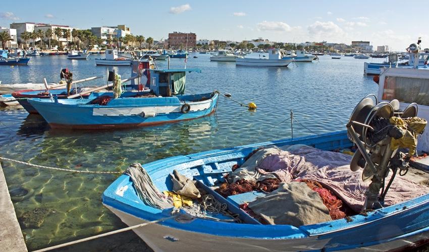 Visitare Porto Cesareo - cosa vedere e cosa fare