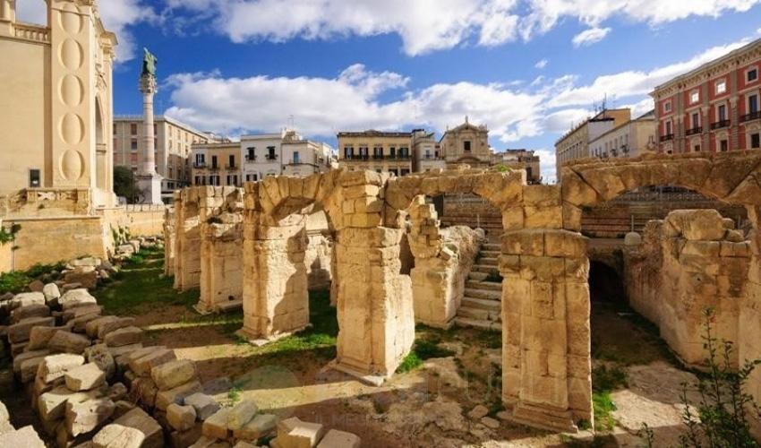 Gli splendori della Lecce antica