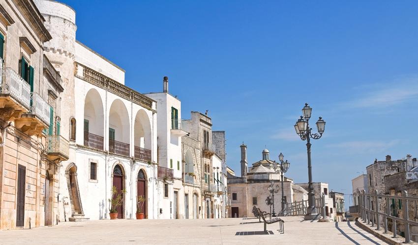 Visitare Cisternino, cosa vedere e cosa fare