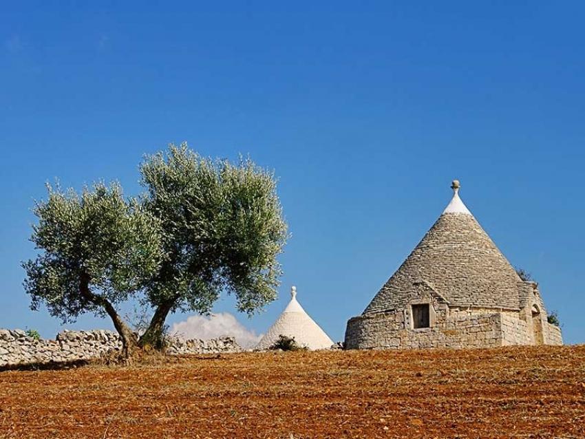 La vacanza in Valle d'Itria: tra borghi e trulli la vacanza è indimenticabile