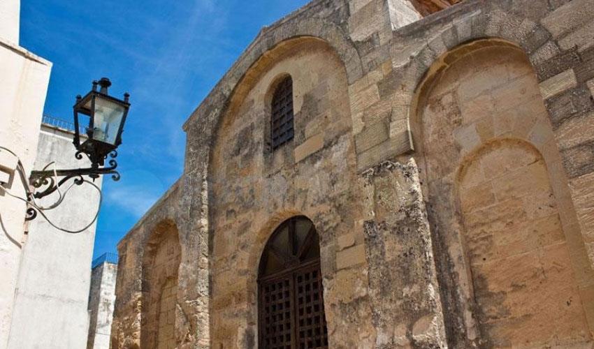 La città vecchia di Otranto