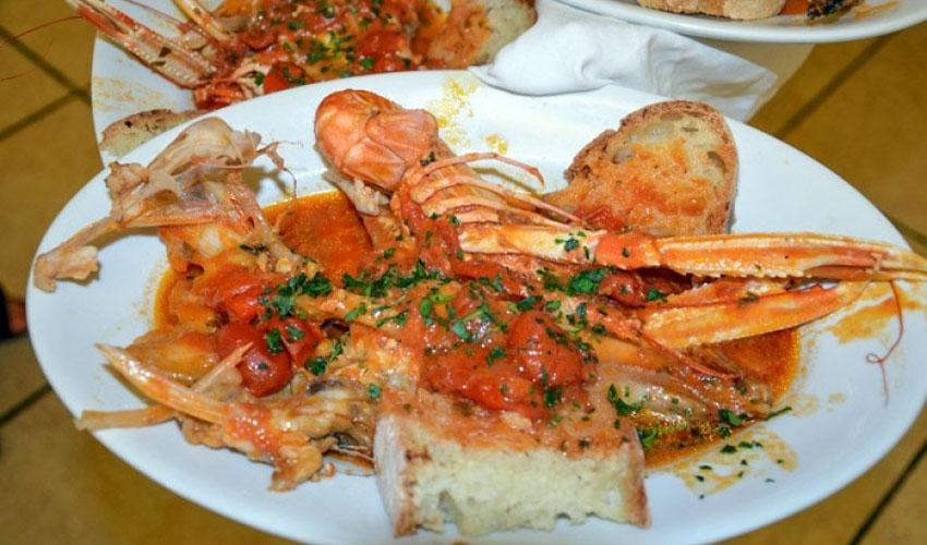 Manfredonia e i suoi piatti tipici